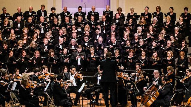 The Knoxville Choral Society announces its 2019-2020 season with  Artistic Director John R. Orr.