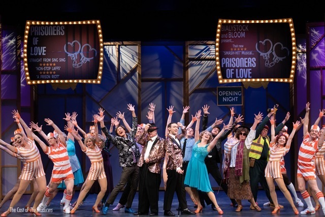 'The Producers' runs at Barter Theatre through Nov. 9.