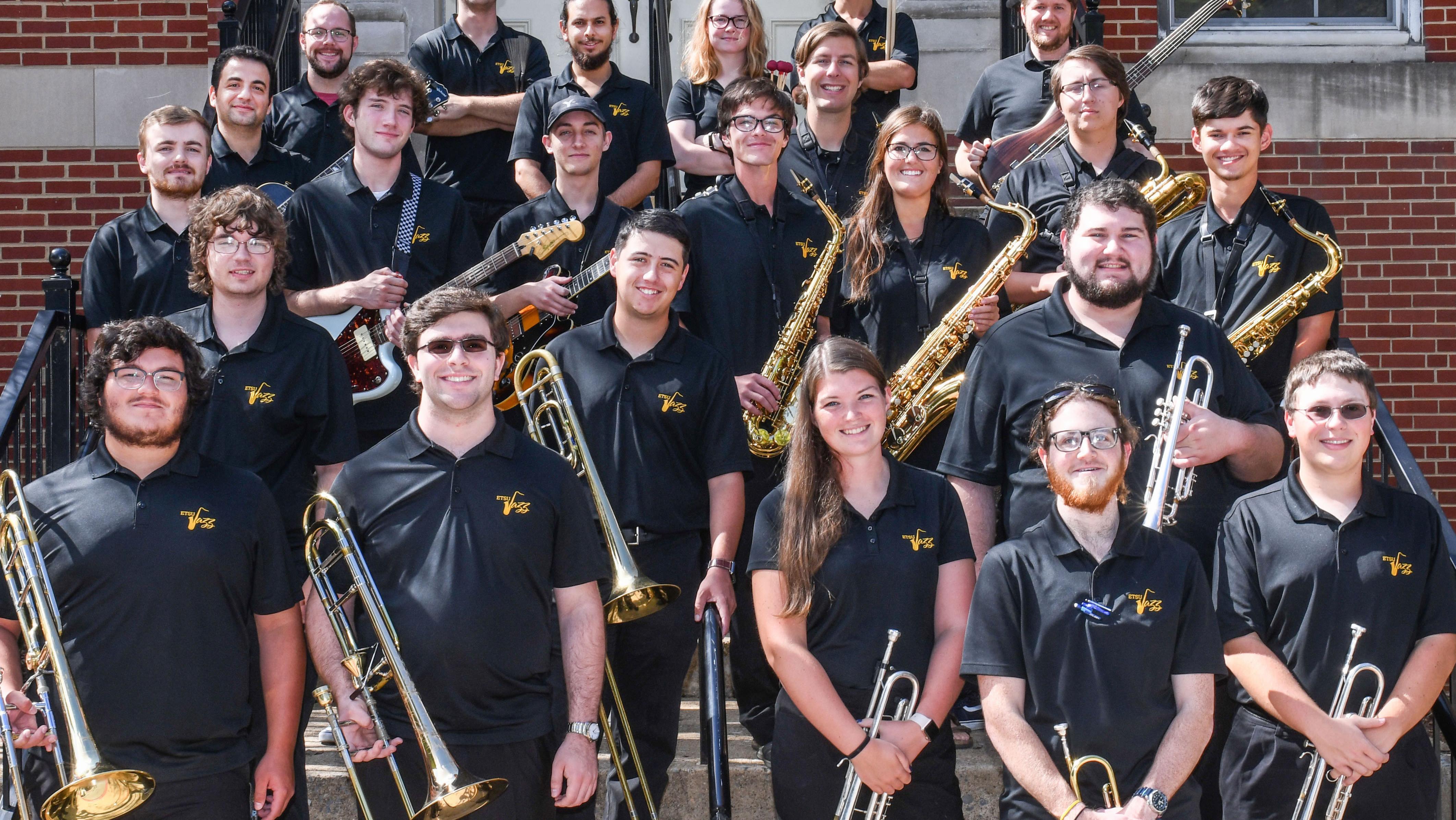Etsu Graduation 2020.Jazz Ensemble To Present Holiday Music Concert Arts